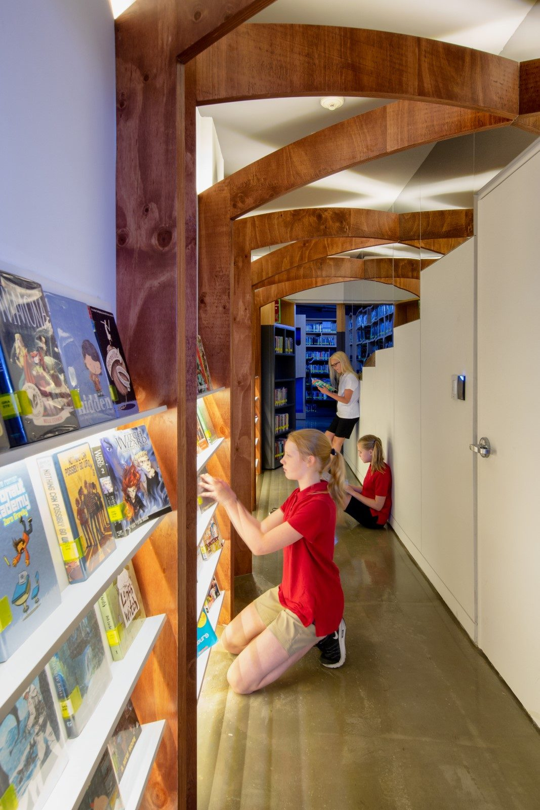 SFS Middle Years Library