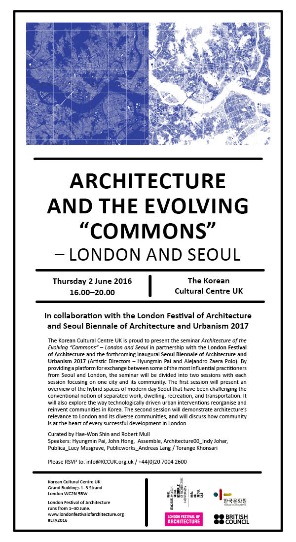 architecture of the evolving commons