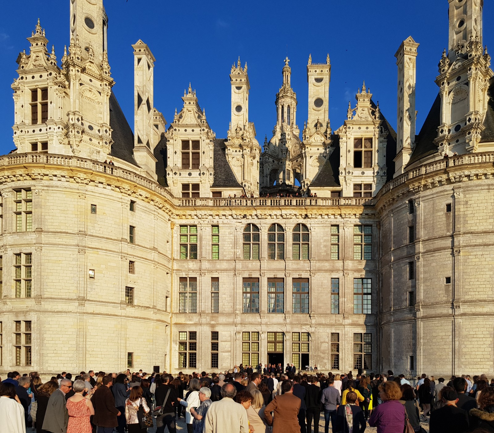 chambord opening event