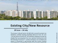 Existing City New Resource exhibit